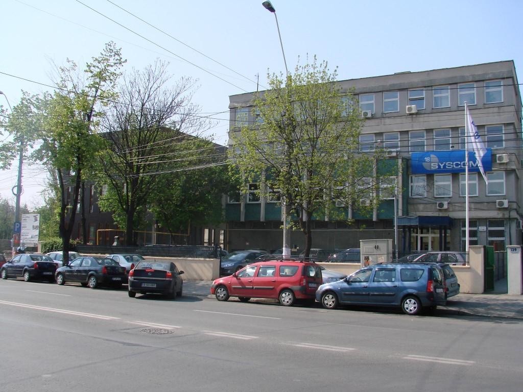 Biblioteca de chimie str. Calea Plevnei 139B