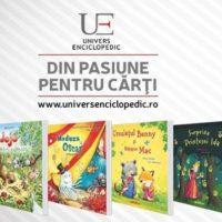 """Editura """"Univers Enciclopedic"""" are Black Friday pentru o săptămână"""