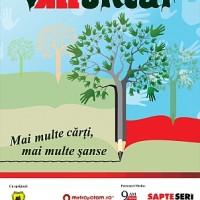 240 de participanţi în campania vALLuntar, ediţia a II-a : bloggerii citesc şi plantează copaci cu sprijinul ROMSILVA