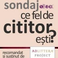 """ELKOTech Romania susţine sondajul """"Ce fel de cititor eşti?"""""""