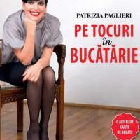 """Chef Patrizia de la Masterchef a lansat cartea de bucate """"Pe tocuri în bucătărie"""""""